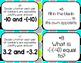 Opposite Values Task Cards