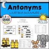Antonyms/Opposites