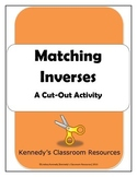 Opposites Attract! Matching Inverses
