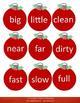 Opposites (Christmas Bulbs)