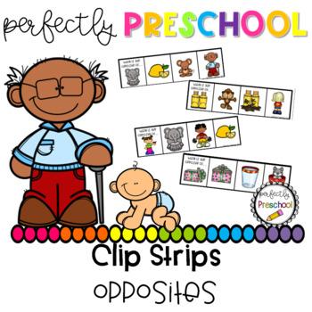 Opposites Clip Strips