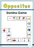 Opposites Domino Game