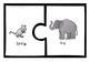 Opposites Puzzle