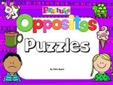 Opposites - Puzzles