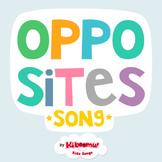 Opposites Song