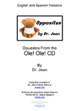 Opposites Song - English and Spanish versions