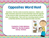 Opposites Word Hunt (Antonyms)