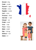 Opposites in French Word Search