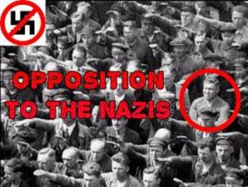 Opposition to the Nazis - (GCSE) - Germany: 1918-1945