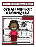 Oprah Winfrey Research Organizers for Women's History Month