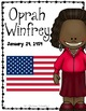 Oprah Winfrey: Biography Research Bundle {Report, Trifold,