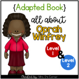Oprah Winfrey Adapted Book [Set of 2] | Famous Women in History