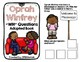 Oprah Winfrey Adapted Book (WH Questions)