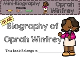 Oprah Winfrey - Biography