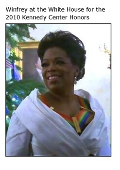 Oprah Winfrey Handout