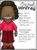 Oprah Winfrey Biography Pack (Women's History)