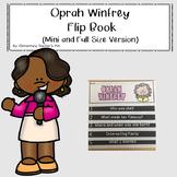 Oprah Winfrey-Women in History Flip Book