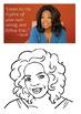 Oprah Winfrey Word Search