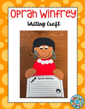 Oprah Winfrey Writing Craft (Women's History Month)
