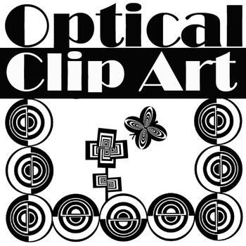 Optical Clip Art