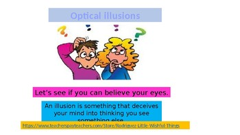Optical Illusion #2