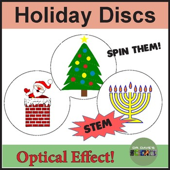 Christmas Science: Optical Effect