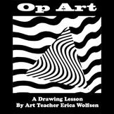 Optical Illusion Drawings