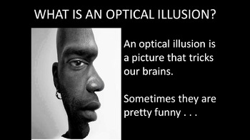 Optical Illusions and Magic