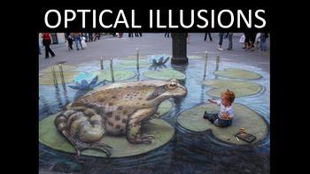 Optical Illusions and Magic