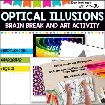 art Unit-optical illusions