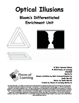 Optical Illusions - Differentiated Blooms Enrichment Unit