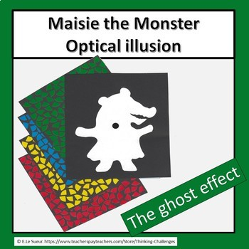 Optical Illusions: Maisie the Monster
