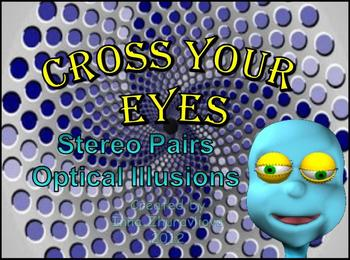 Optical Illusions and Eye Tricks_5 PowerPoints
