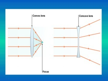 Optical Tools and Lenses POWERPOINT - 4th Science