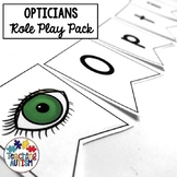 Opticians Role Play Packet