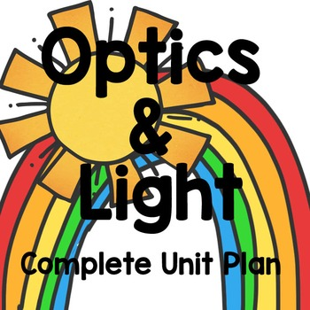 Optics and Light Complete Unit