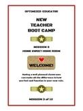 Optimized Educator New Teacher Workbook Bootcamp Mission 3