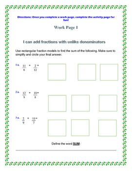Holiday Break Math and Language Arts Packet **No Prep**