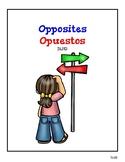 Opuestos - Antónimos / Opposites -Antonyms