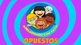 Opuestos-Canción Animada (Spanish)