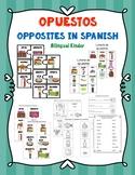 Opuestos - Opposites in Spanish