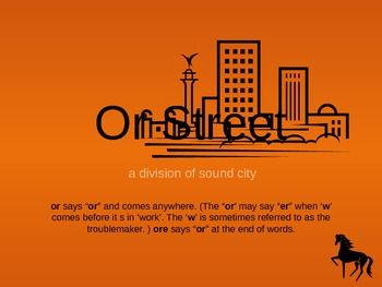 Or Street (Sound City)