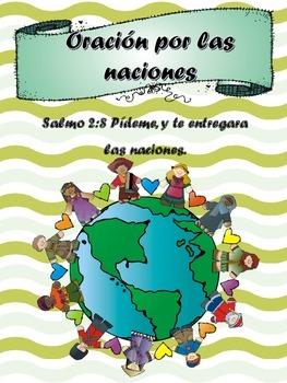 Oración por las naciones