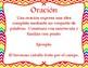 Oracion o frase - Sentence or phrase task cards - Spanish
