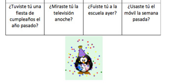Oraciones Mejores - Don't be basic! Build complexity with the preterite tense