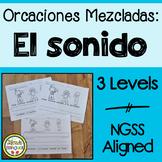 Oraciones Mezcladas: El sonido ~ Scrambled Sentences: Soun