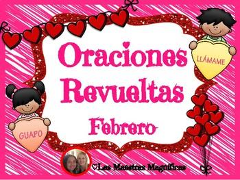 Oraciones Revueltas - Febrero