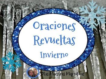 Oraciones Revueltas - Invierno