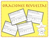 Oraciones Revueltas en español