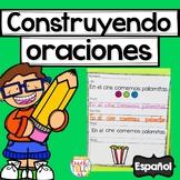 Oraciones Sentences in Spanish